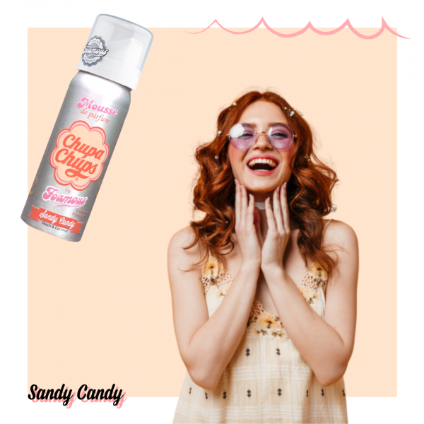 Sandy Candy mannequin